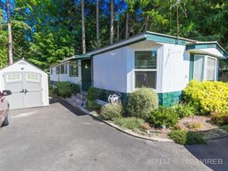 Manufactured Home for sale in Qualicum Beach, PG City West, 575 Arbutus Street, 467117 | Realtylink.org