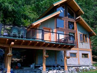 House for sale in Lillooet Lake, Pemberton, Pemberton, Lt 177 In-Shuck-Ch Fsr, 262371987 | Realtylink.org