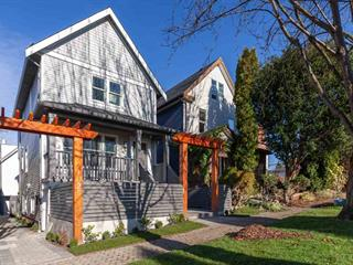 1/2 Duplex for sale in Strathcona, Vancouver, Vancouver East, 1027 Keefer Street, 262454943 | Realtylink.org