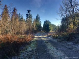 Lot for sale in Duncan, West Duncan, Pacel A Menzies Road, 466872 | Realtylink.org