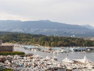 Apartment for sale in Coal Harbour, Vancouver, Vancouver West, 1905 1211 Melville Street, 262460697 | Realtylink.org