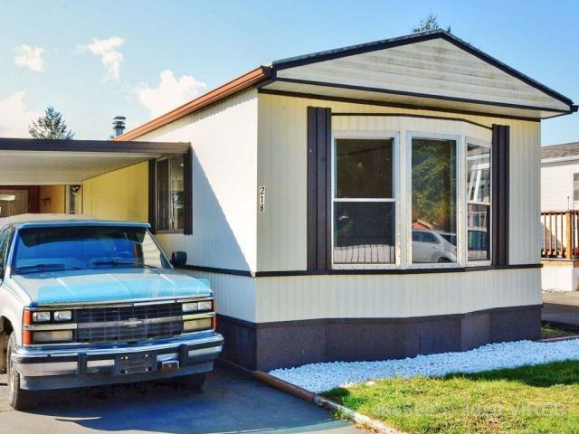 Manufactured Home for sale in Nanoose Bay, Fort Nelson, 2465 Apollo Drive, 466562 | Realtylink.org
