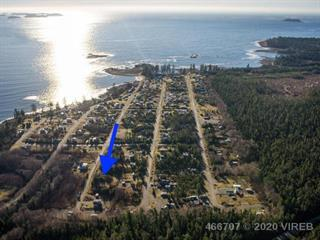 Lot for sale in Ucluelet, Salmon Beach, 1176 6th Ave, 466707 | Realtylink.org