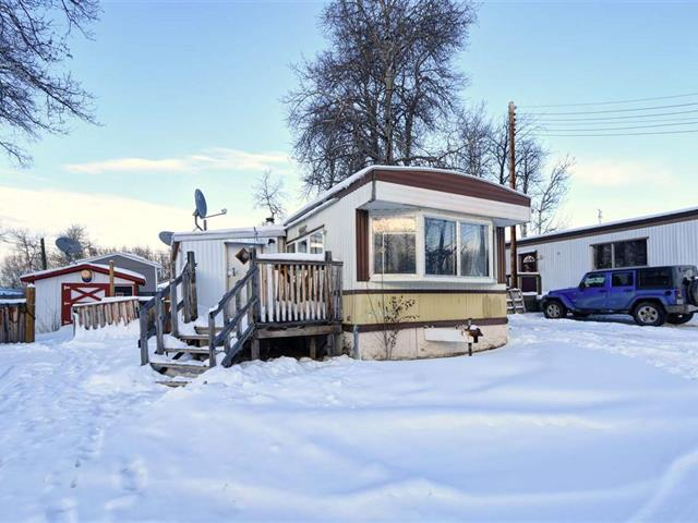 Manufactured Home for sale in Fort St. John - Rural E 100th, Fort St. John, Fort St. John, 15 6828 Alcan Frontage Road, 262455633   Realtylink.org