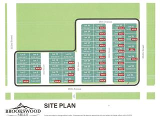 Lot for sale in Brookswood Langley, Langley, Langley, 2838 203 Street, 262440091 | Realtylink.org