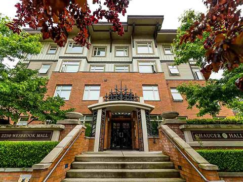 Apartment for sale in University VW, Vancouver, Vancouver West, 415 2250 Wesbrook Mall, 262411968 | Realtylink.org