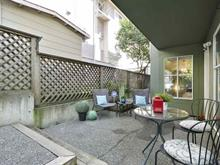 Apartment for sale in Kitsilano, Vancouver, Vancouver West, 101 2020 Trafalgar Street, 262412047   Realtylink.org