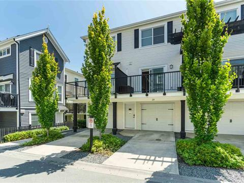 Townhouse for sale in Clayton, Surrey, Cloverdale, 29 19180 65 Avenue, 262410697   Realtylink.org