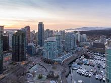 Apartment for sale in Coal Harbour, Vancouver, Vancouver West, 3101 1281 W Cordova Street, 262411775 | Realtylink.org