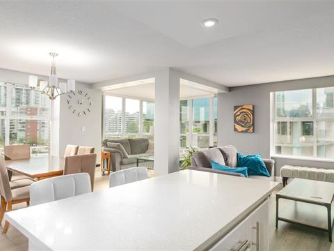 Apartment for sale in Downtown VE, Vancouver, Vancouver East, 505 1255 Main Street, 262411961 | Realtylink.org