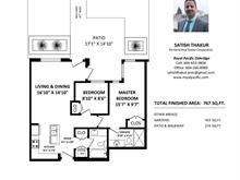 Apartment for sale in Clayton, Surrey, Cloverdale, 117 18818 68 Avenue, 262411445 | Realtylink.org