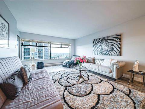 Apartment for sale in Uptown NW, New Westminster, New Westminster, 1306 615 Belmont Street, 262411826 | Realtylink.org