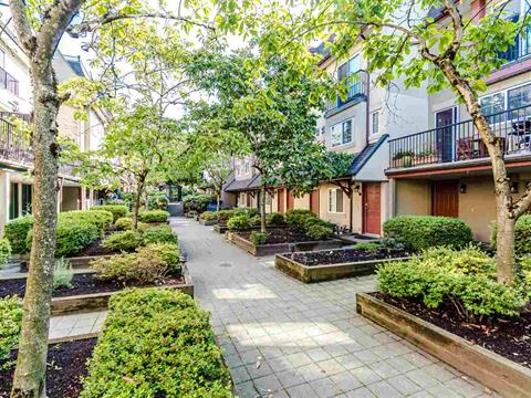 Townhouse for sale in Maillardville, Coquitlam, Coquitlam, 19 1561 Booth Avenue, 262411523   Realtylink.org