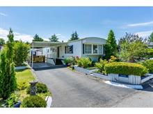 Manufactured Home for sale in King George Corridor, Surrey, South Surrey White Rock, 219 1840 160 Street, 262411570 | Realtylink.org