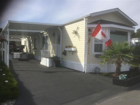 Manufactured Home for sale in King George Corridor, White Rock, South Surrey White Rock, 112 1840 160 Street, 262410962   Realtylink.org
