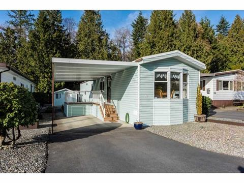 Manufactured Home for sale in Brookswood Langley, Langley, Langley, 12 2315 198 Street, 262411490 | Realtylink.org