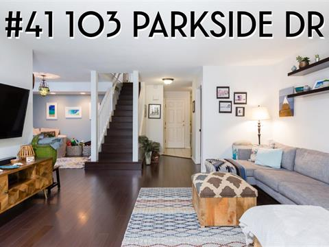 Townhouse for sale in Heritage Mountain, Port Moody, Port Moody, 41 103 Parkside Drive, 262411361 | Realtylink.org