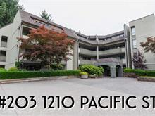 Apartment for sale in North Coquitlam, Coquitlam, Coquitlam, 203 1210 Pacific Street, 262403108 | Realtylink.org