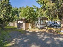 Manufactured Home for sale in Cultus Lake, Cultus Lake, 19 3942 Columbia Valley Highway, 262401714 | Realtylink.org