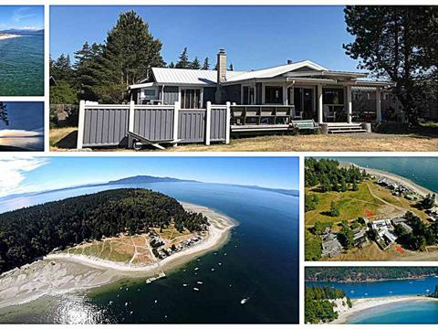 Recreational Property for sale in Islands Other, Other, Islands-Van. & Gulf, 636 Vaucroft Road, 262402335 | Realtylink.org