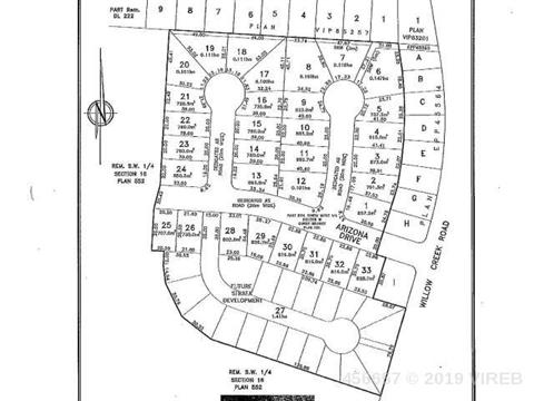 Lot for sale in Campbell River, Coquitlam, 473 Arizona Drive, 456657 | Realtylink.org