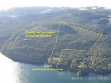 Lot for sale in Campbell River, Bowen Island, Lt 3 Discovery Passage, 450445 | Realtylink.org