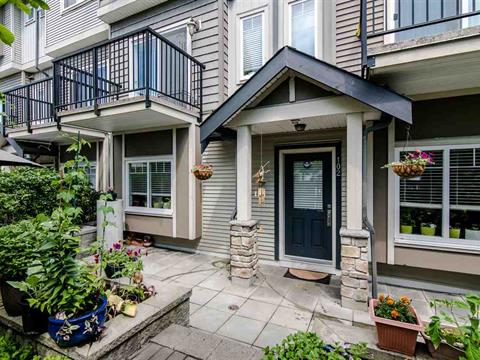 Townhouse for sale in Metrotown, Burnaby, Burnaby South, 102 5211 Irmin Street, 262402934   Realtylink.org