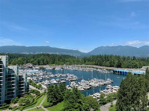 Apartment for sale in Coal Harbour, Vancouver, Vancouver West, 1402 1650 Bayshore Drive, 262383827   Realtylink.org