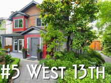 1/2 Duplex for sale in Mount Pleasant VW, Vancouver, Vancouver West, 5 W 13th Avenue, 262402800 | Realtylink.org