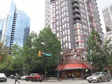 Apartment for sale in Downtown VW, Vancouver, Vancouver West, 601 811 Helmcken Street, 262403083 | Realtylink.org