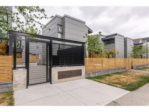 Townhouse for sale in Strathcona, Vancouver, Vancouver East, 7 503 Pender Street, 262405502 | Realtylink.org