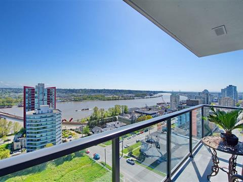 Apartment for sale in Downtown NW, New Westminster, New Westminster, 1303 188 Agnes Street, 262383188 | Realtylink.org