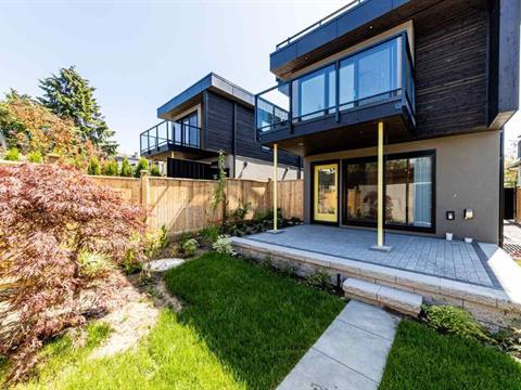 1/2 Duplex for sale in Central Lonsdale, North Vancouver, North Vancouver, 244 W 18th Street, 262419091 | Realtylink.org