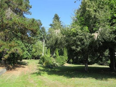 Lot for sale in Campbell River, Burnaby North, 4774 Lewis Road, 459737 | Realtylink.org