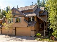 Townhouse for sale in Nordic, Whistler, Whistler, 17 2641 Whistler Road, 262387225 | Realtylink.org