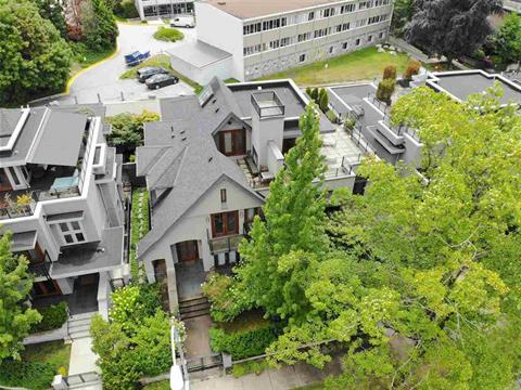 1/2 Duplex for sale in University VW, Vancouver, Vancouver West, 5912 Chancellor Boulevard, 262419443   Realtylink.org