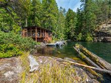 Recreational Property for sale in Pender Harbour Egmont, Pender Harbour, Sunshine Coast, Block E Sakinaw Lake, 262419857 | Realtylink.org