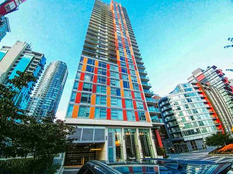 Apartment for sale in Downtown VW, Vancouver, Vancouver West, 2703 1351 Continental Street, 262415040 | Realtylink.org