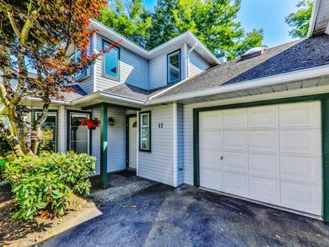 Townhouse for sale in Central Meadows, Pitt Meadows, Pitt Meadows, 12 19060 119 Avenue, 262416983   Realtylink.org