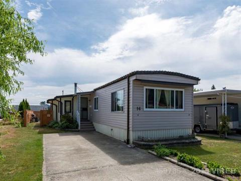 Manufactured Home for sale in Courtenay, North Vancouver, 390 Cowichan Ave, 459785 | Realtylink.org