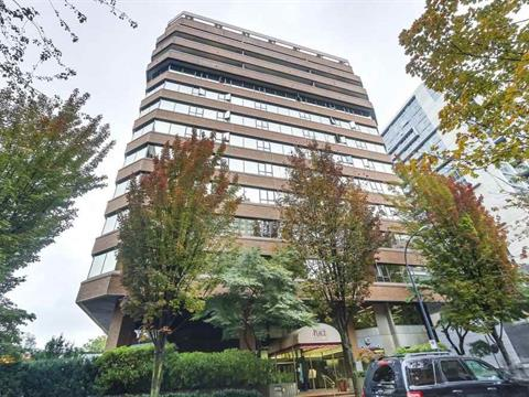 Apartment for sale in Downtown VW, Vancouver, Vancouver West, 307 1177 Hornby Street, 262403865 | Realtylink.org