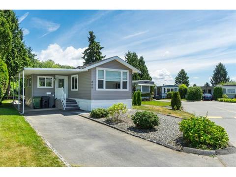 Manufactured Home for sale in King George Corridor, Surrey, South Surrey White Rock, 200 1840 160 Street, 262403518   Realtylink.org
