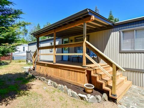 Manufactured Home for sale in Campbell River, Bowen Island, 2700 Woodburn Road, 456782 | Realtylink.org