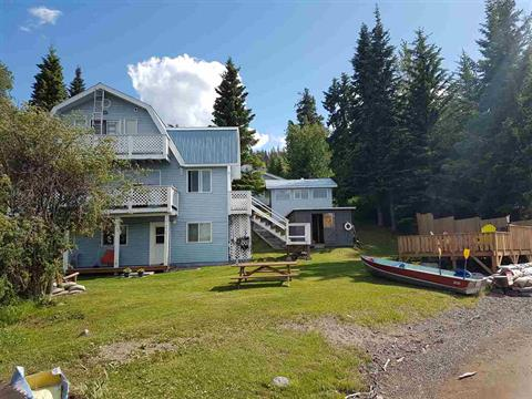 House for sale in Fraser Lake, Vanderhoof And Area, 12098 Dahlgren Road, 262404246 | Realtylink.org