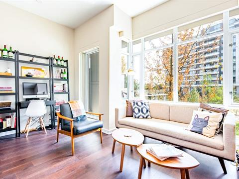 Apartment for sale in False Creek, Vancouver, Vancouver West, 206 1633 Ontario Street, 262415939 | Realtylink.org