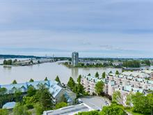 Apartment for sale in Quay, New Westminster, New Westminster, 1606 1065 Quayside Drive, 262421529 | Realtylink.org