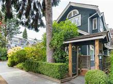 Townhouse for sale in Kitsilano, Vancouver, Vancouver West, 2909 Cypress Street, 262421193 | Realtylink.org