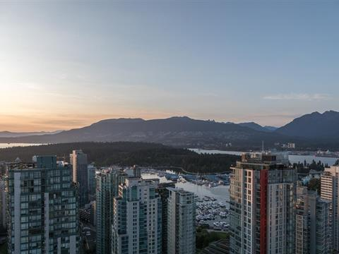 Apartment for sale in Coal Harbour, West Vancouver, Vancouver West, 4303 1151 W Georgia Street, 262418423 | Realtylink.org