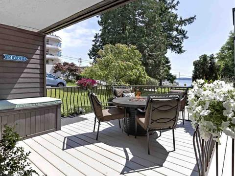 Apartment for sale in White Rock, South Surrey White Rock, 104 15041 Prospect Avenue, 262409131 | Realtylink.org