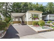 Manufactured Home for sale in White Rock, Surrey, South Surrey White Rock, 319 1840 160 Street, 262421250 | Realtylink.org